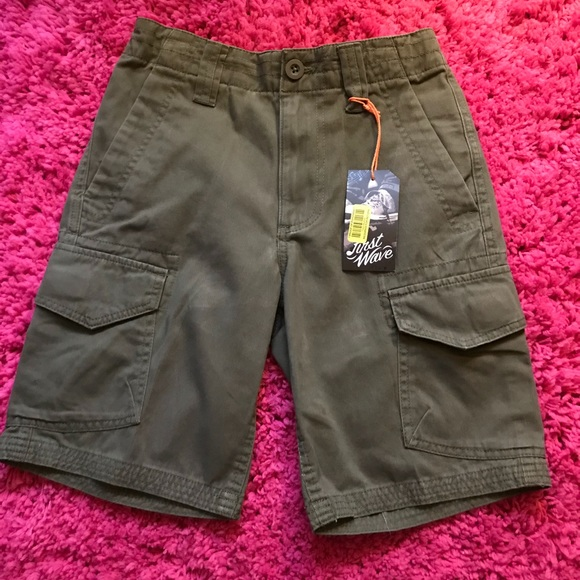 First Wave Other - Brand New Boys Cargo Shorts